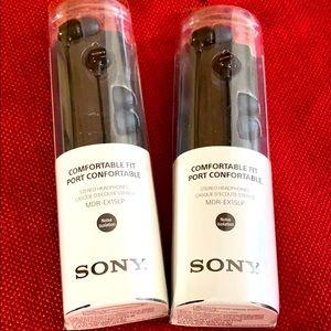 Sony headphones noise isolation